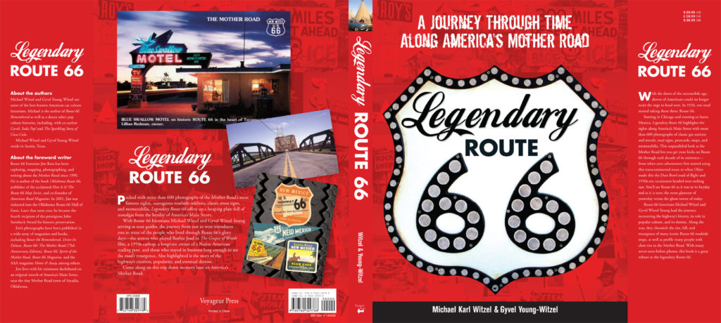 Legendary Route 66 A Journey Through Time Along Americas Mother Road