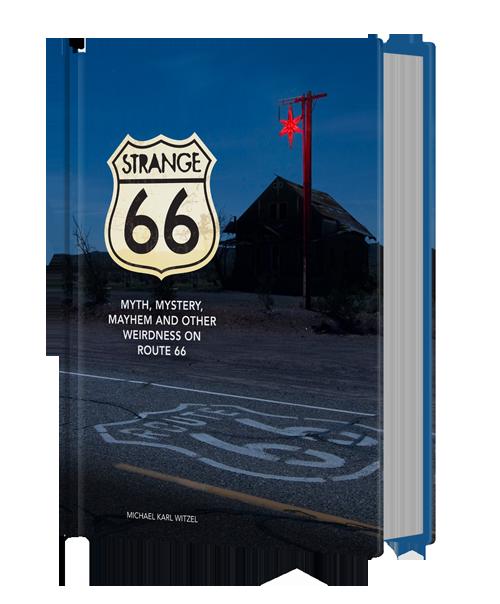 Strange 66 Cover