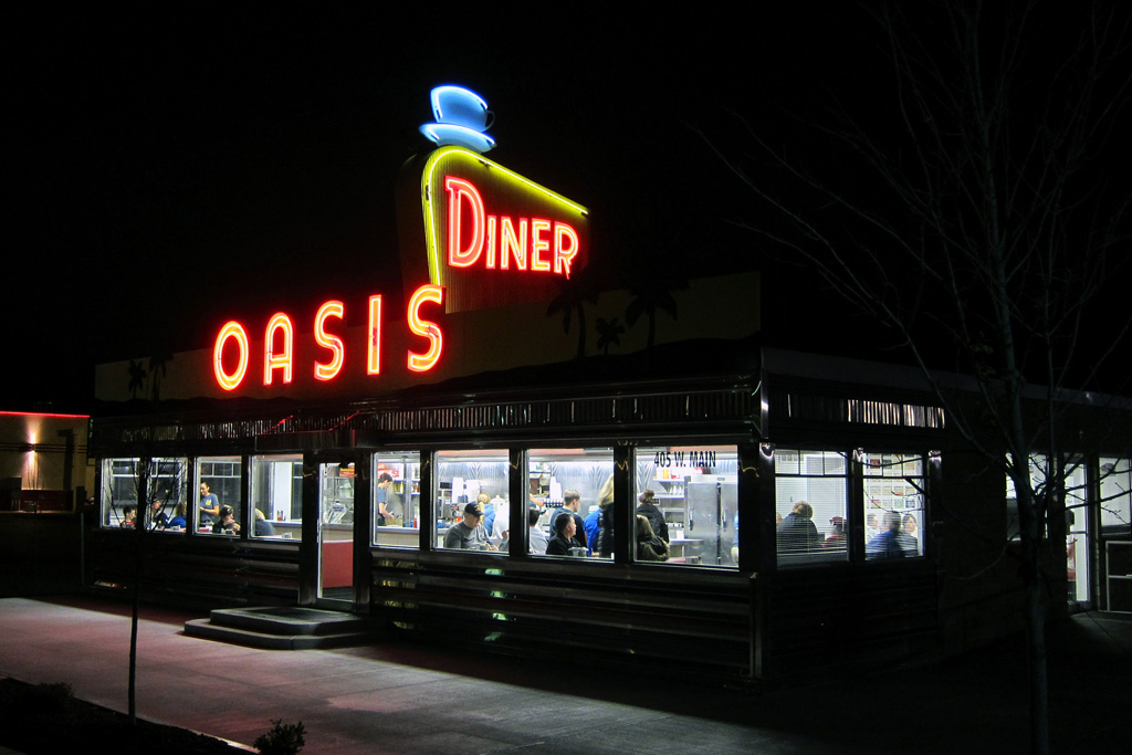 History of the American Diner