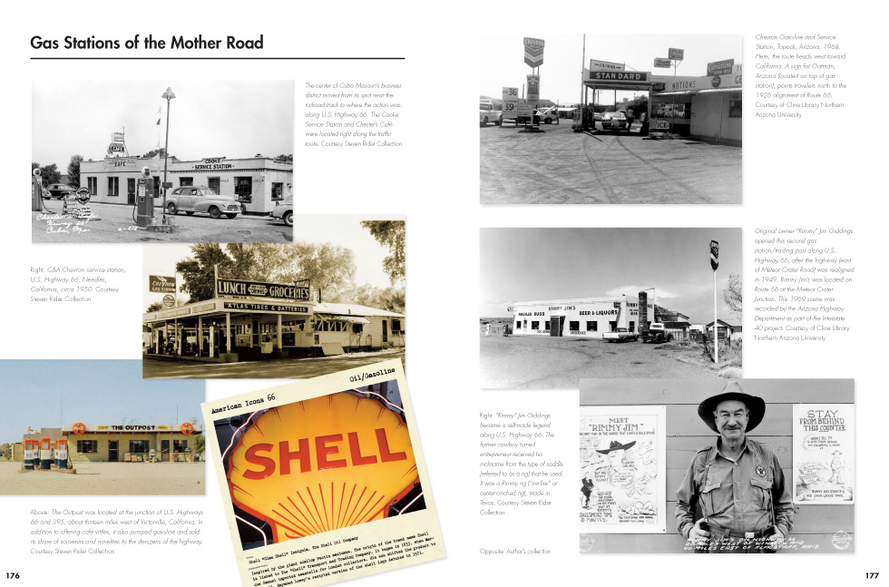 Gas Stations 66